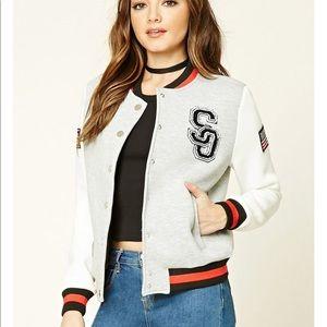 Forever 2- Varsity Jacket size Small
